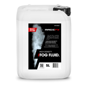 MAGICFX® Pro Fog Fluid – Rookvloeistof 5 liter – hoge dichtheid