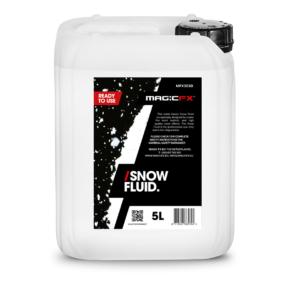 MAGICFX® Pro Snow Fluid - Sneeuwvloeistof 5 liter - gebruiksklaar