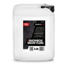 MAGICFX® Sneeuwvloeistof 2,5 liter voor MAGICFX® Snowbox - gebruiksklaar