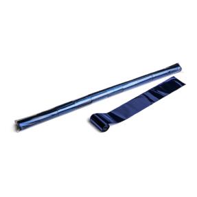 MAGICFX® Streamers 10m x 5cm - blauw metallic