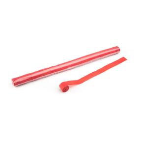 MAGICFX® Stadium Streamers 20m x 2,5cm - rood