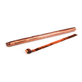 MAGICFX® Streamers 10m x 2,5cm - oranje metallic