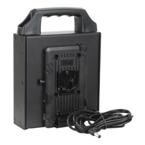 Showtec V-Mount batterij houder voor Media Panel