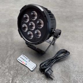 B-stock BeamZ Professional BT280 LED Par RGBAW-UV