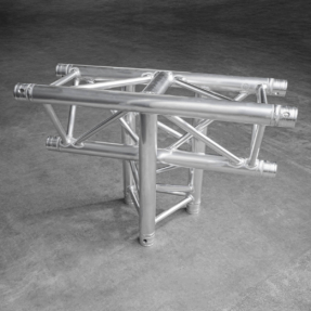 B-stock Milos ATU35 truss driehoek 3-weg t-stuk verticaal