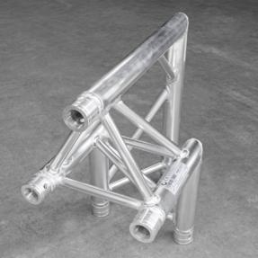 B-stock Milos ACU24 truss driehoek 90 graden 2-weg hoek apex up
