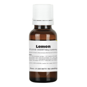Showgear Rook Geurvloeistof - Lemon