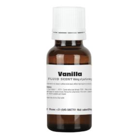 Showgear Rook Geurvloeistof - Vanille