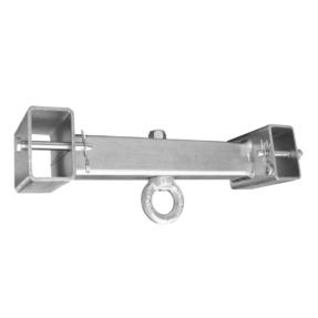 FANTEK ACC FT line array adapter voor 40x70mm vorken